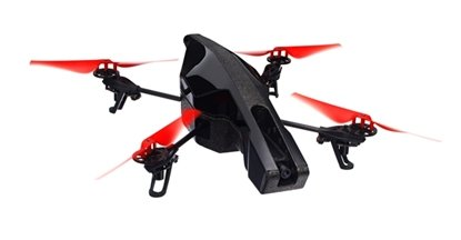 Picture of Parrot AR.Drone 2.0 Power Edition Rood