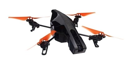 Picture of Parrot AR.Drone 2.0 Power Edition Oranje