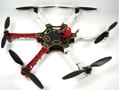 Picture of DJI F550 E300 ARF