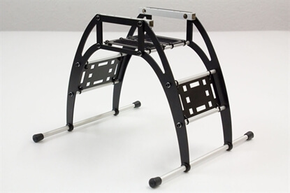 Picture of Quadframe Landingsgestel 155mm V2
