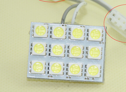 Picture of LED koplamp 4x3