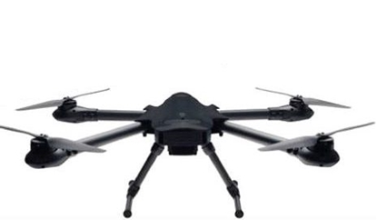Picture of Sky-Hero Spyder Black (limited edition) Multirotor X4/X8 Frame kit