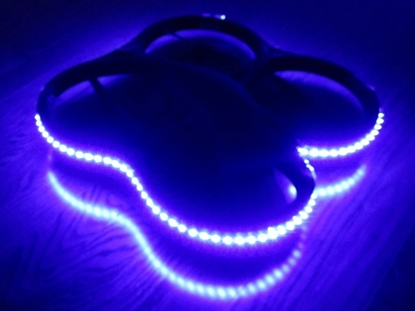 Picture of LED strip 2 meter Blauw